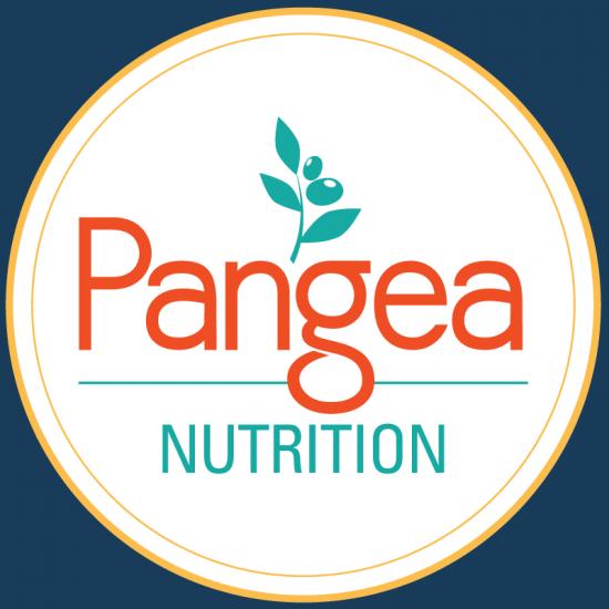 Pangea Nutrition Brand & Web