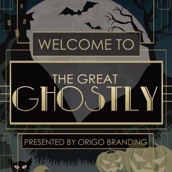 Origo Great Ghostly Halloween Party