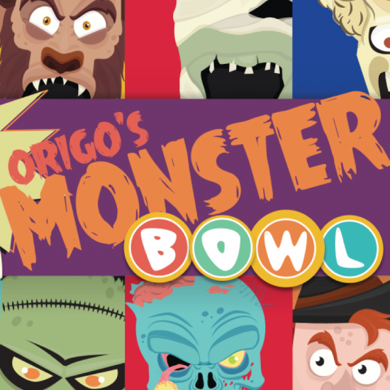 Origo Monster Bowl Halloween Party